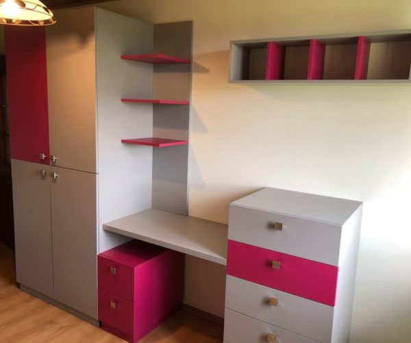 stolkraft.pl - Meble mieszkaniowe - dla dzieci - Projekt 1